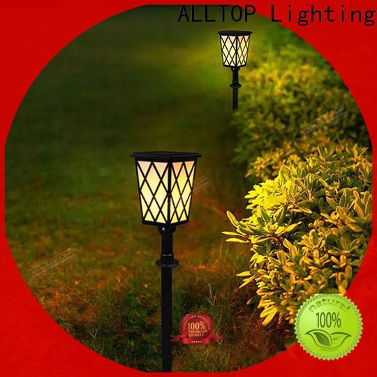 ALLTOP decorative outdoor solar garden lights