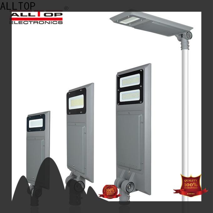 high-quality solar light fixtures high-end manufacturer