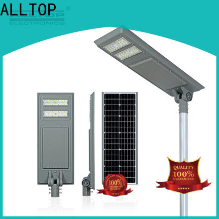 ALLTOP high-quality led street lights manufacturers best quality wholesale