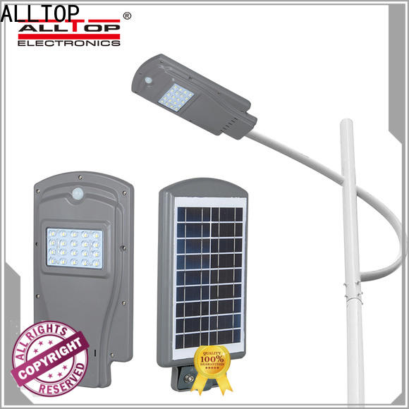 ALLTOP waterproof led street light functional manufacturer