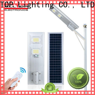 ALLTOP solar lights with panel functional supplier