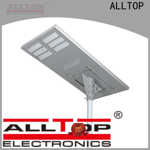 ALLTOP outdoor lithium ion solar battery high-end wholesale