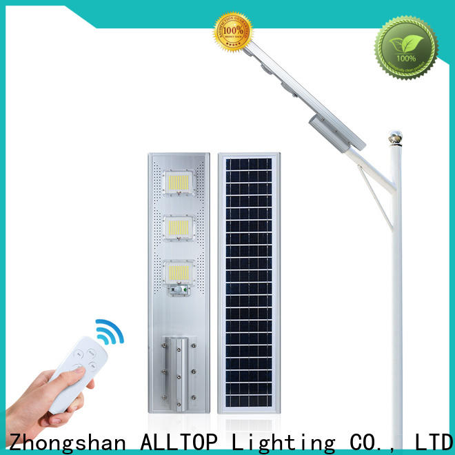 ALLTOP high-quality commercial solar outdoor lighting best quality wholesale