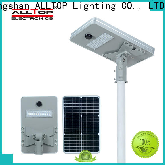 ALLTOP led light solar high-end wholesale