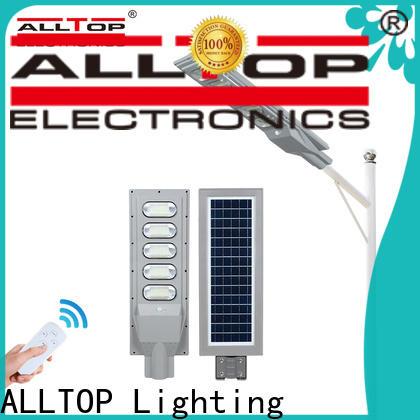 luminous solar street light best quality manufacturer