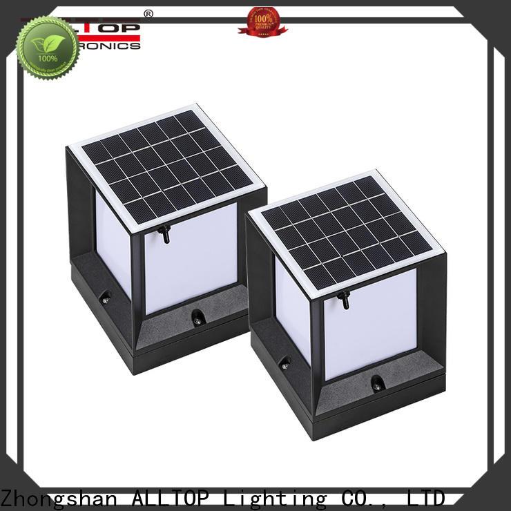 solar powered led landscape lights