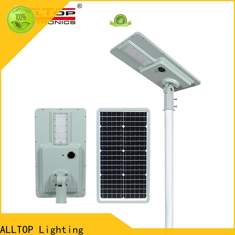 ALLTOP high lumen solar lights high-end supplier