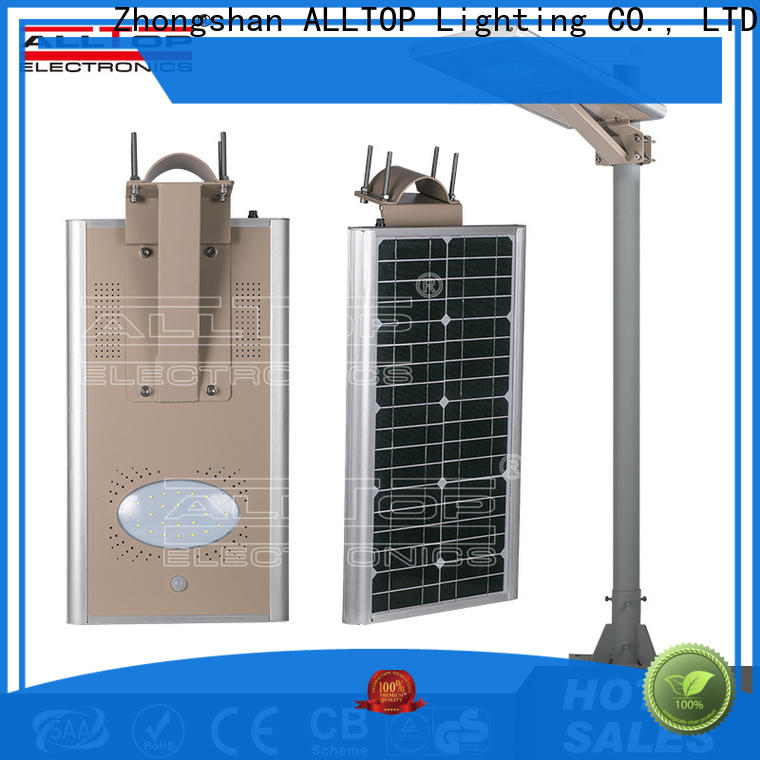 outdoor street lights solar powered high-end wholesale