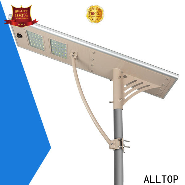 ALLTOP outdoor street light company high-end wholesale