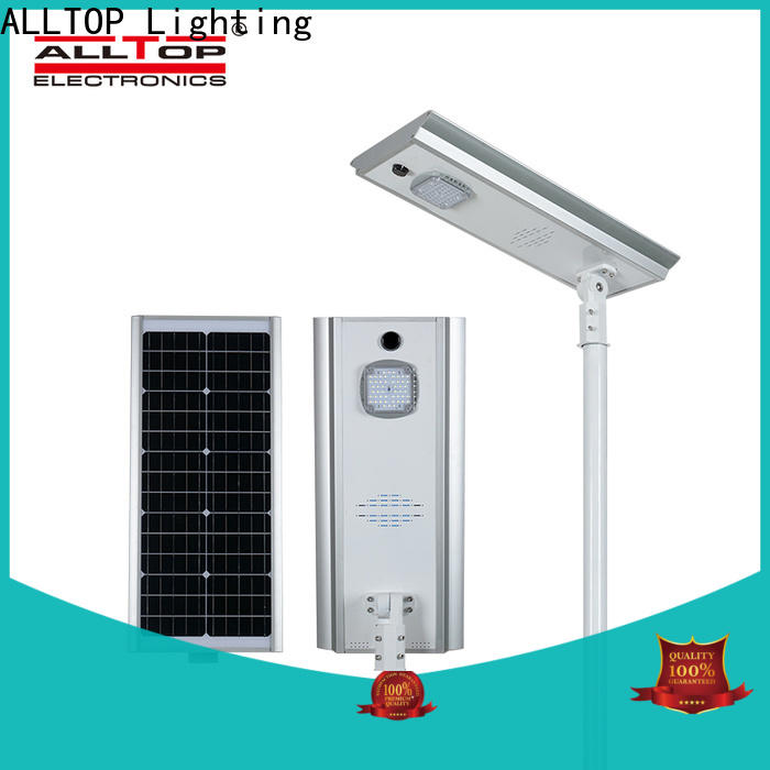 ALLTOP led street lighting functional wholesale