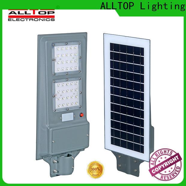 ALLTOP outdoor led solar light best quality manufacturer