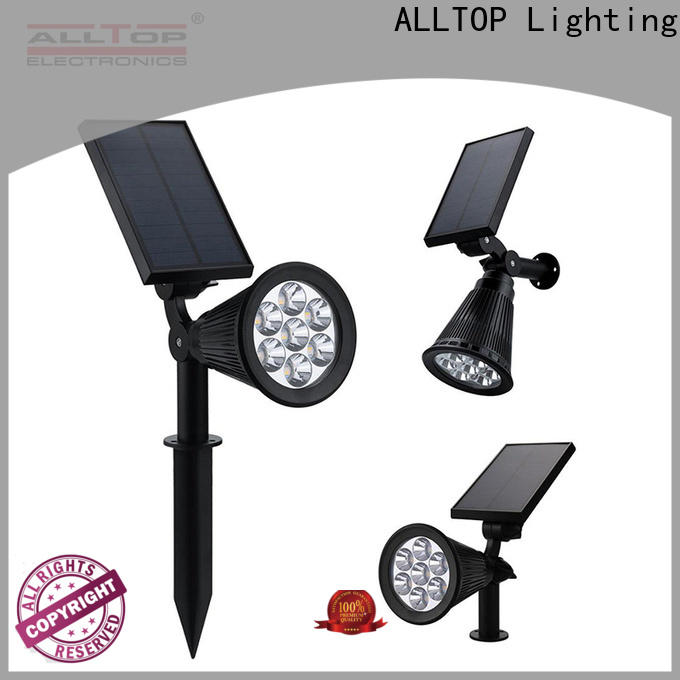 ALLTOP outdoor solar garden lights
