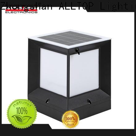 quality solar garden lights