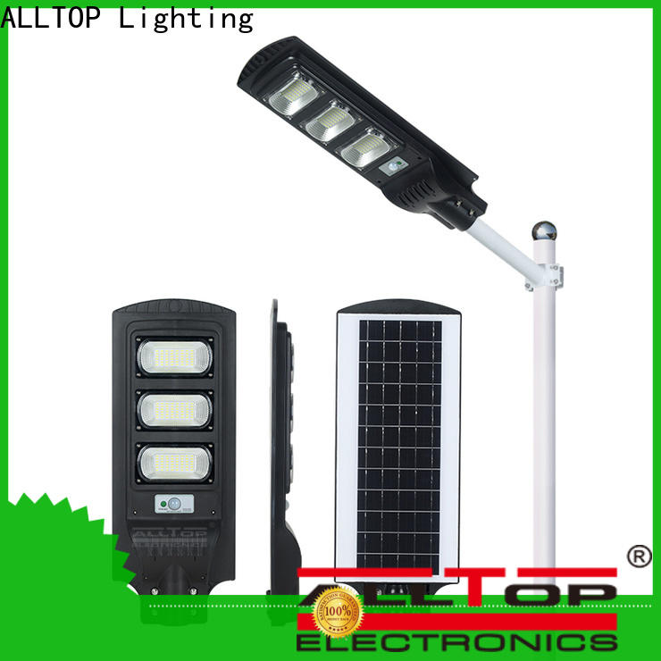 outdoor solar powered led lighting high-end supplier