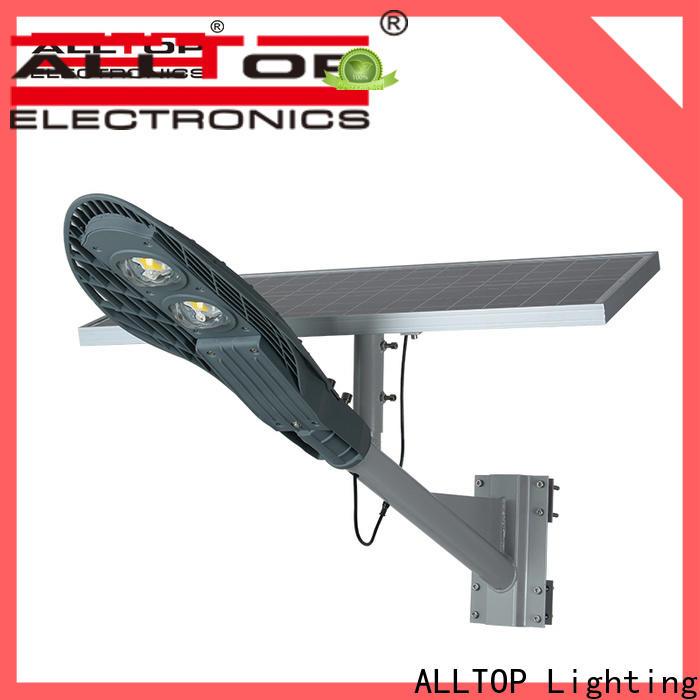 ALLTOP solar light for road factory for playground