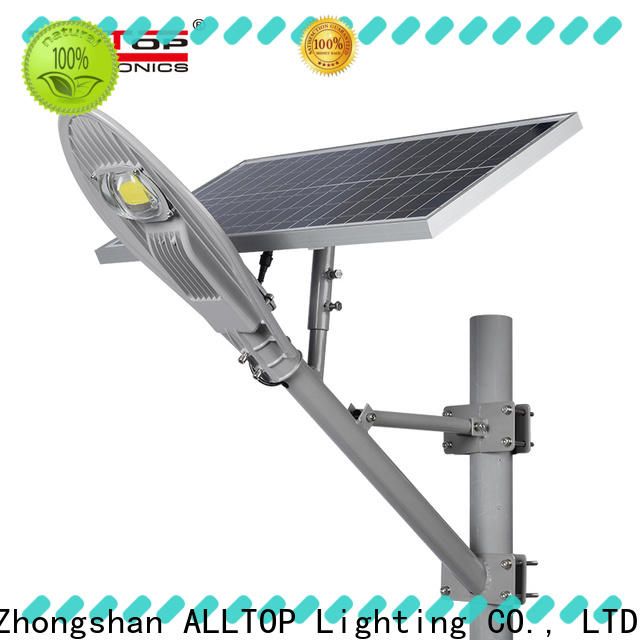 ALLTOP factory price solar road lamp wholesale for playground