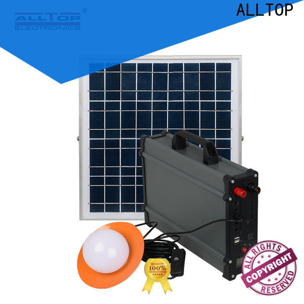 portable portable solar home lighting system directly sale indoor lighting