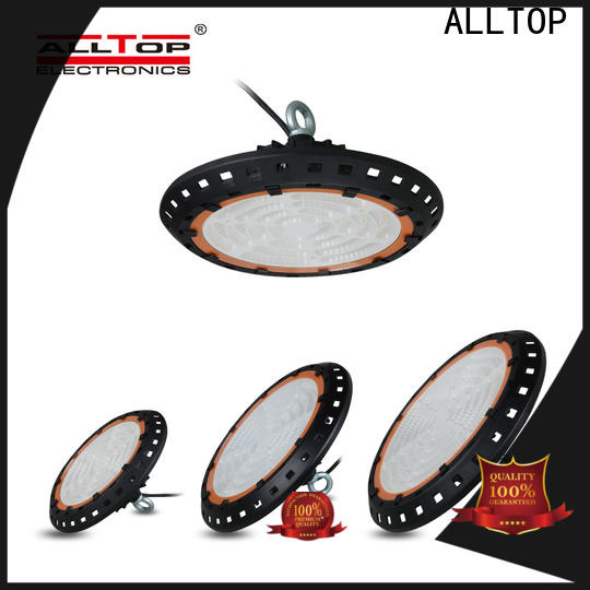 ALLTOP brightness high-bay led lighting catalogue factory price for playground