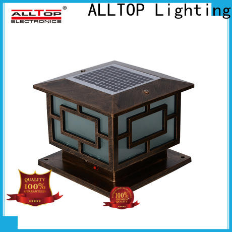 custom watt solar panel to power landscape lights factory for landscape