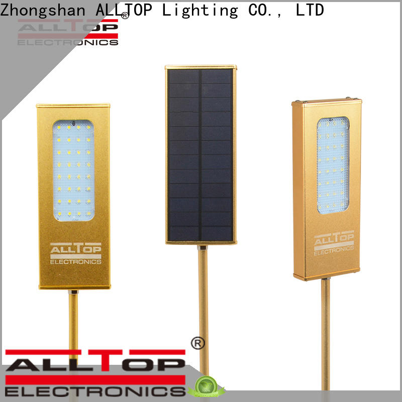 modern solar powered garden wall lights directly sale for camping
