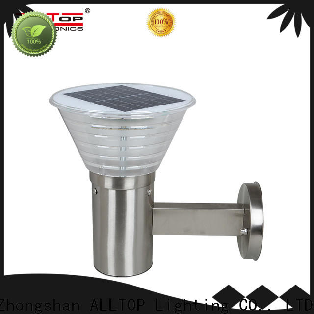 waterproof led solar sensor wall light directly sale for concert