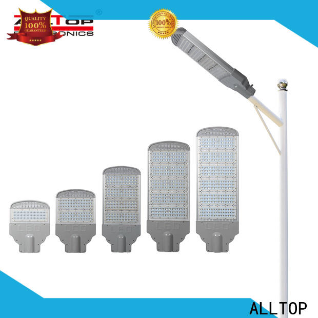 ALLTOP on-sale automatic solar street light pricelist supply for high road