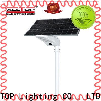 ALLTOP solar road lamp factory for landscape