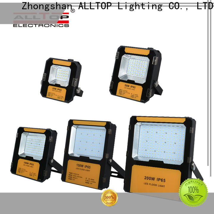 ALLTOP led flood light with good price for workshop