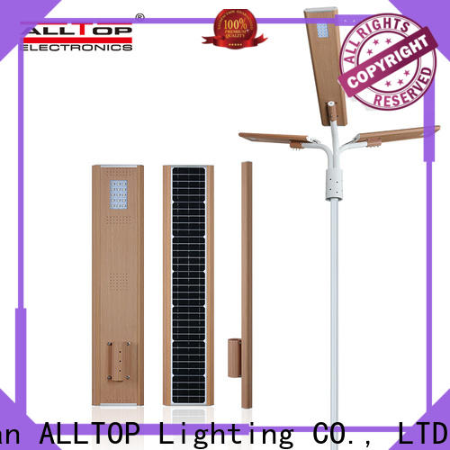 ALLTOP integrated led street light suppliers directly sale for highway