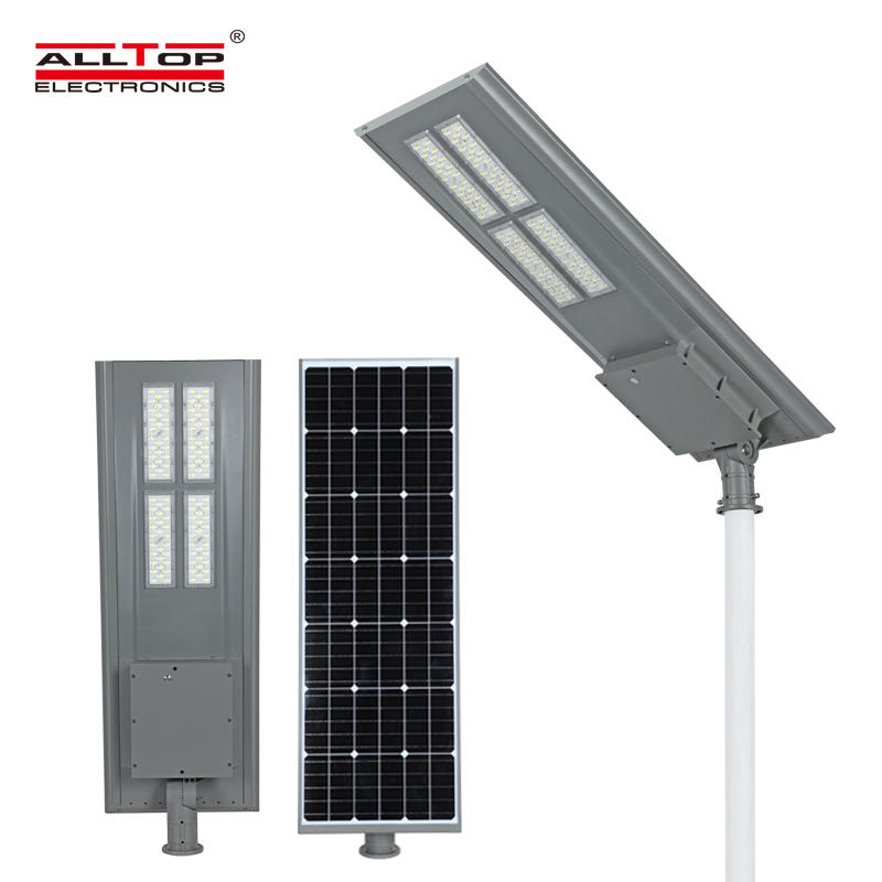 ALLTOP high-quality integrated solar light series for road
