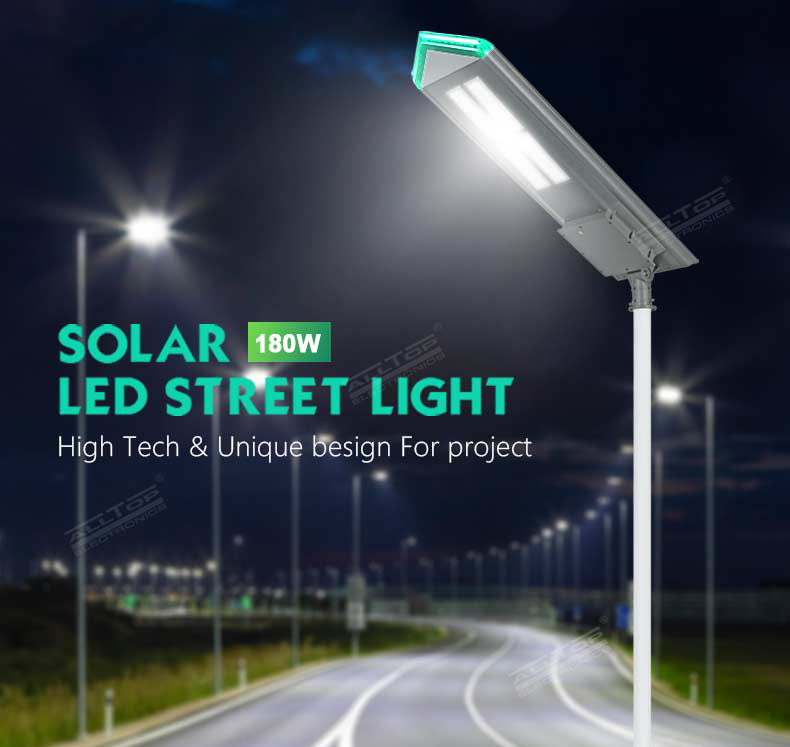 ALLTOP high-quality integrated solar light series for road-3
