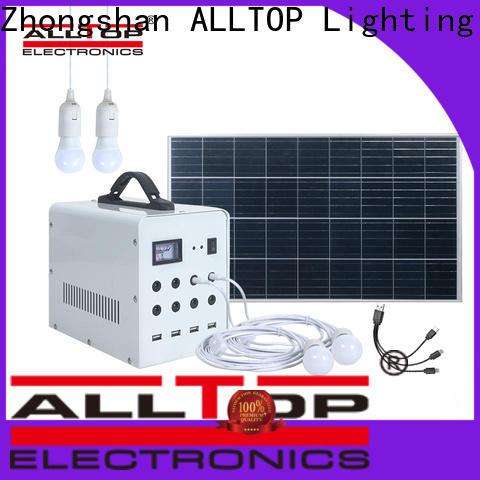 multi-functional solar powered lights oem manufacturer for outdoor lighting