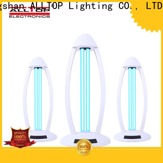 ALLTOP uv germicidal lamp suppliers factory for air disinfection
