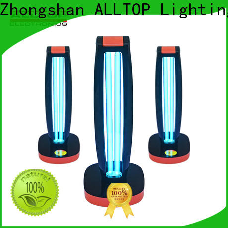 remote control uv disinfection lamp safe supply for air disinfection