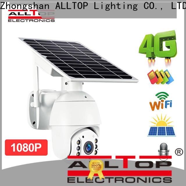 ALLTOP solar camera 4g