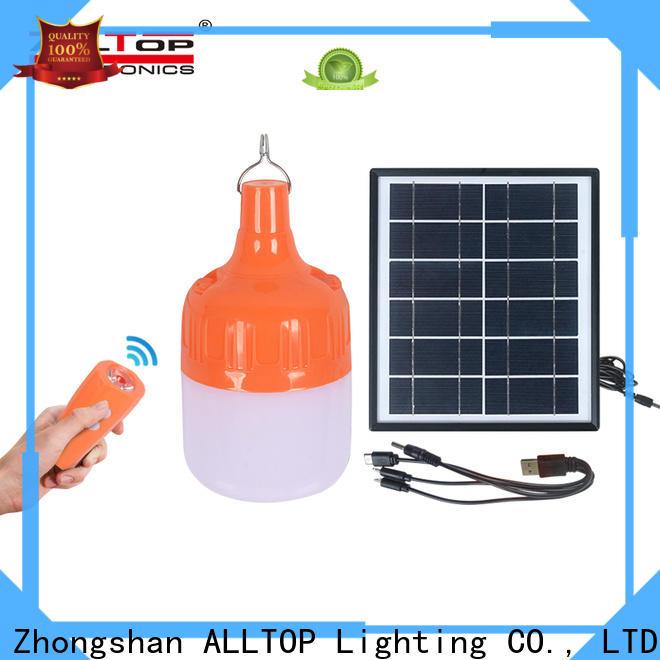 ALLTOP garden fence wall solar lights factory direct supply highway lighting