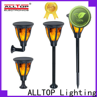 ALLTOP energy saving best solar lawn lights company for landscape