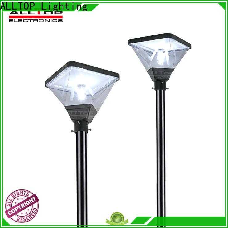ALLTOP lamp post garden lights company for landscape