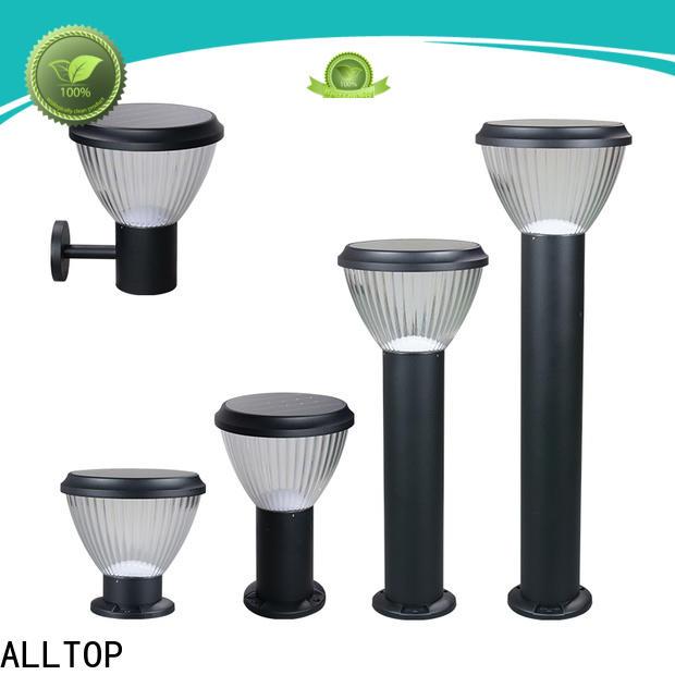 ALLTOP external garden lights