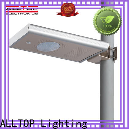 waterproof 30w all in one solar street light high-end supplier