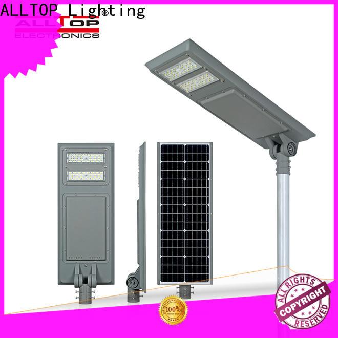 ALLTOP backyard street lights functional manufacturer