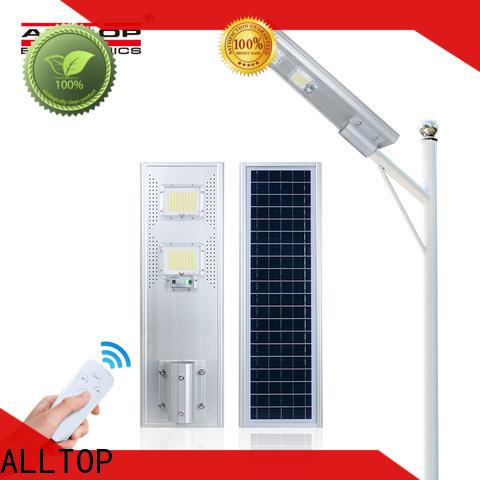 ALLTOP high-quality solar led street functional manufacturer