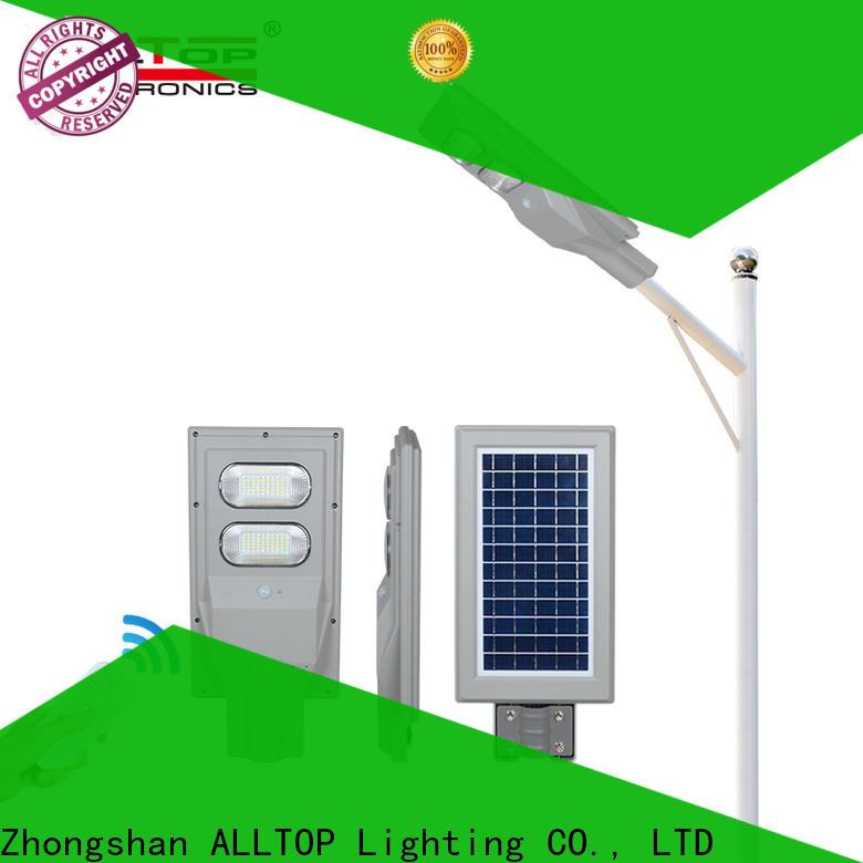 ALLTOP waterproof solar led street high-end supplier