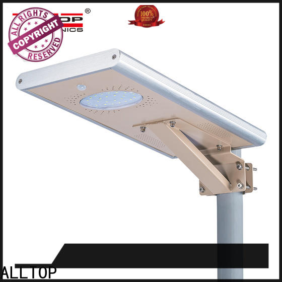 ALLTOP wholesale solar street light functional manufacturer