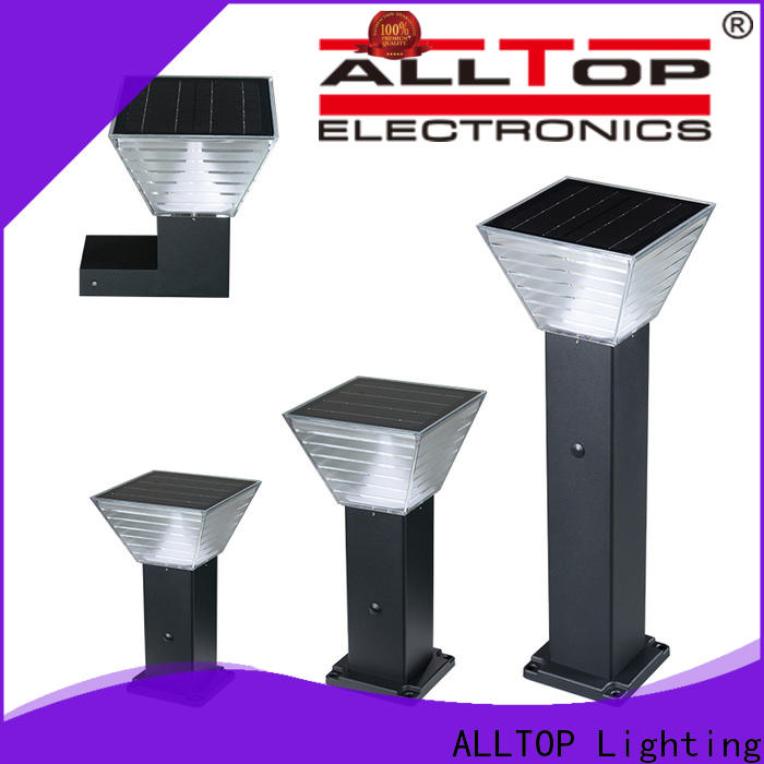electric yard lights