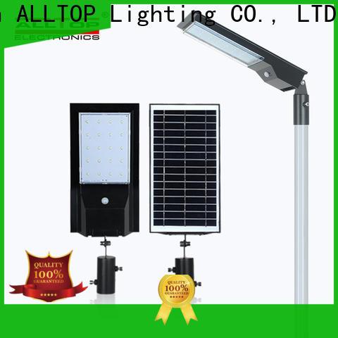 ALLTOP solar public lighting functional supplier