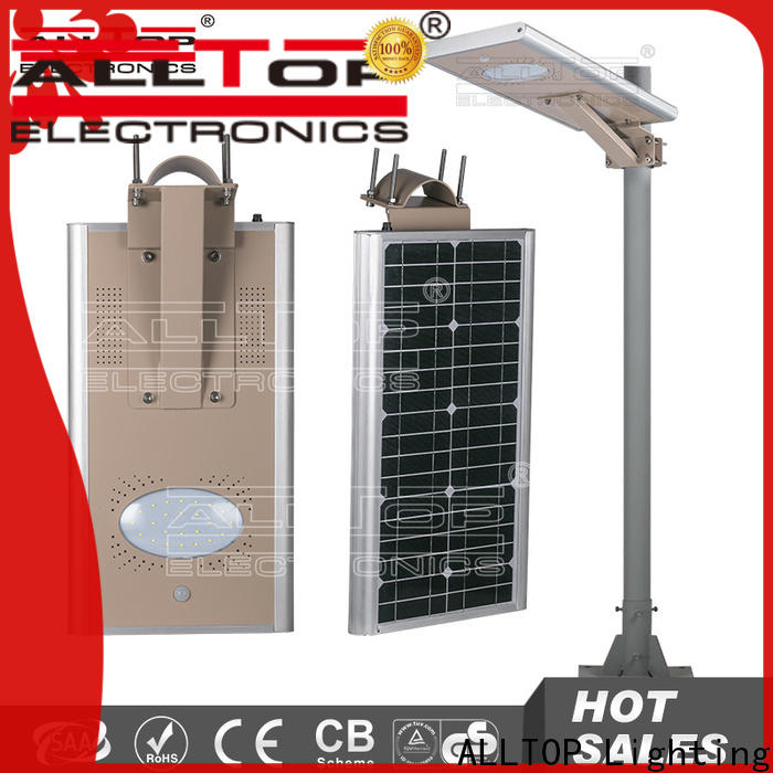 ALLTOP wholesale street lamp best quality supplier