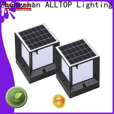 ALLTOP solar outdoor walkway lights