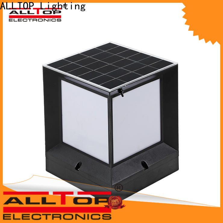 ALLTOP high end solar landscape lights