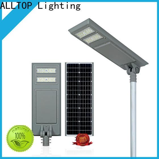 ALLTOP high-quality integrated street light functional manufacturer